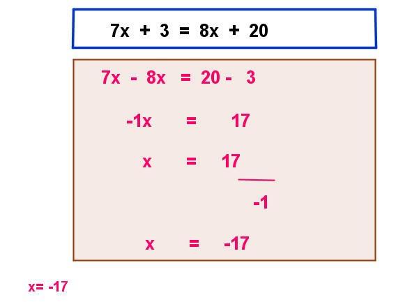 حل المعادلة موقع الياسمين لتعليم الرياضيات Math Education